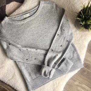 3/30$Grey sweater 🌺